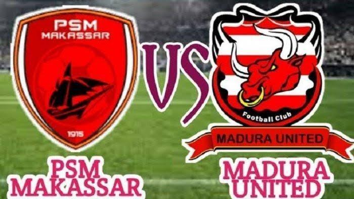 Rekor Pertemuan PSM vs Madura United, Laskar Pinisi Pernah Kalahkan Laskar Sapi Kerrab 6-1