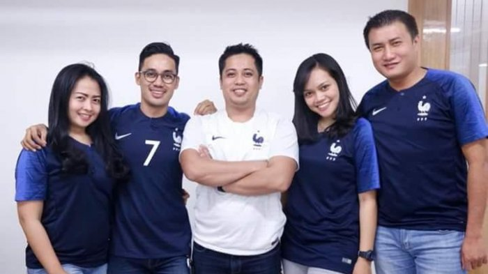 Prediksi Final Piala Dunia 2018- Marcom Manager The Rinra Jagokan Prancis, Prediksi 2-1