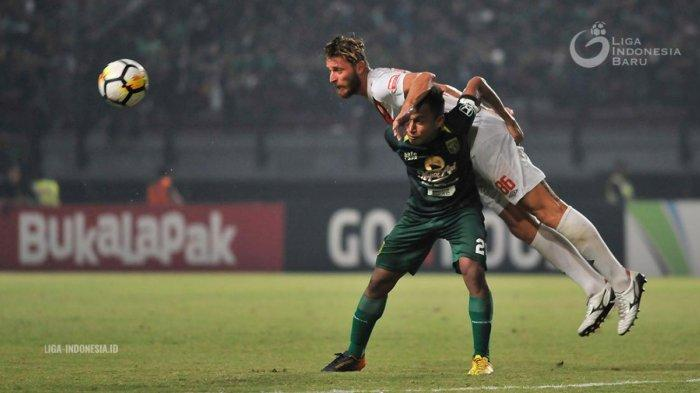Liga 1 2018 Berakhir, Belum Ada Jaminan Steven Paulle Kembali Berseragam PSM