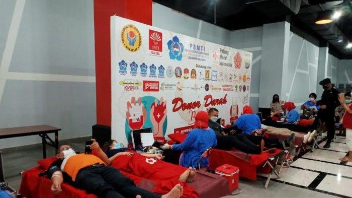 Digelar di Bulan Ramadan, Ketua PKK Makassar Puji Kegiatan Donor Darah PSMTI