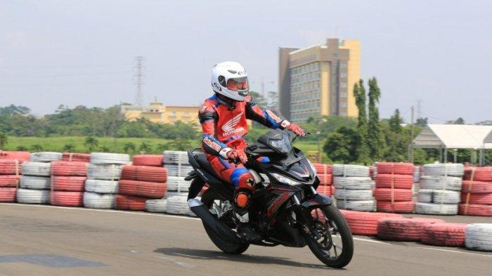 Pecinta Street Sport, AHM Gelar Supra GTR Speed Challenge