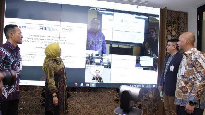 Mandiri Syariah dan BTN Syariah Permudah KPR Rumah