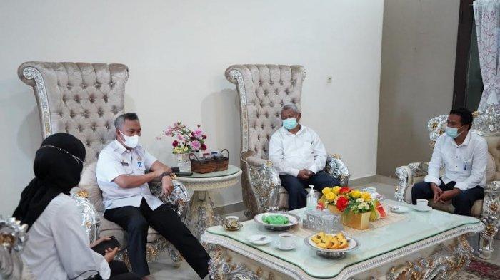 PT Aneka Gas dan PT CLM Janji ke Bupati Luwu Timur Bakal Bangun RTH, Kapan?