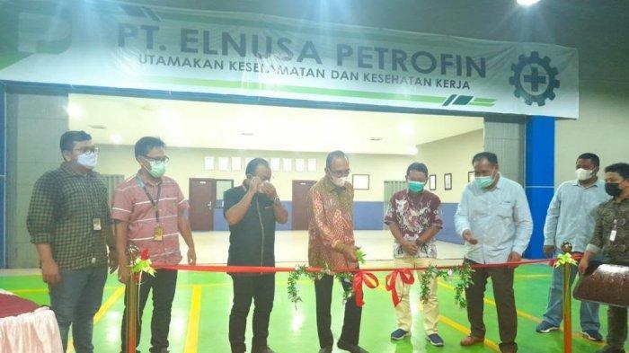 Elnusa Petrofin Resmikan Workshop Service Mandiri di Makassar