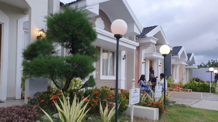 Open House Show Unit Bouvardia Tanjung Bunga Santai Sambil Ngopi