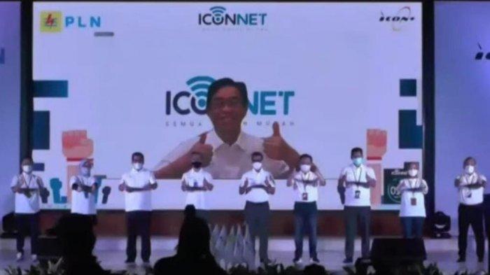 PLN Group Luncurkan Iconnet, Layanan Internet Terjangkau dan Tanpa Batas