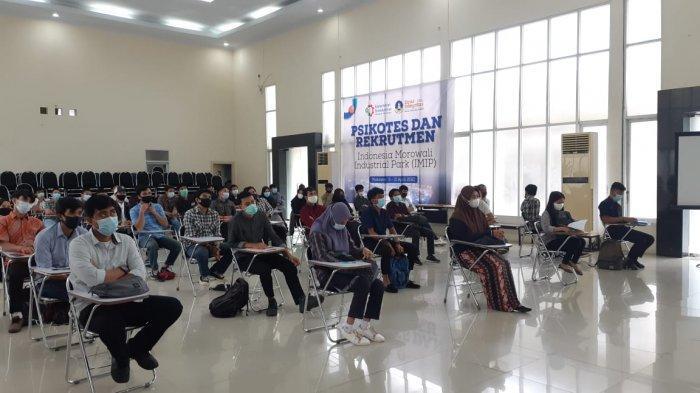 PT IMIP Gelar Rekrutmen Karyawan di Politeknik ATI Makassar