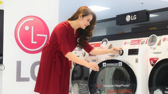 LG Pasarkan Pengering Pakaian Terbaru, Hemat Listrik