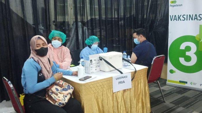 Pegadaian Telah Distribusikan 16 Ribu Dosis Vaksin