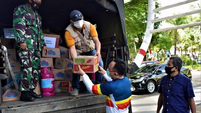 Tahap I, Pelindo IV Serahkan Bantuan Senilai Rp 100 Juta ke Luwu Utara