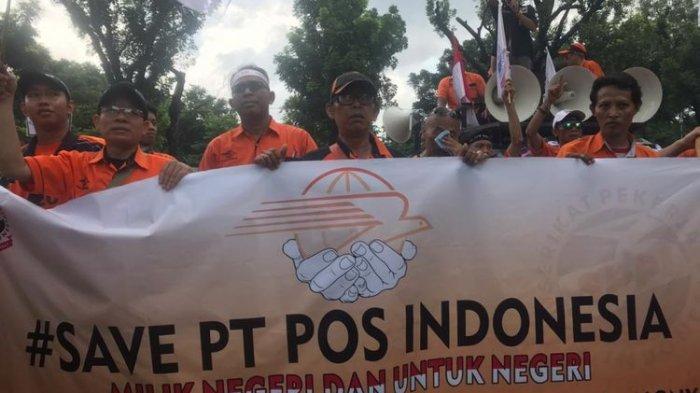 PT Pos Bangkrut hingga Kesulitan Bayar Gaji Karyawan? Sekretaris Perusahaan Jelaskan Sesungguhnya