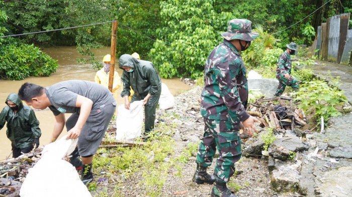 Semen Tonasa Bersih-bersih Kampung di Desa Biring Ere dan Tekolabbua Pangkep