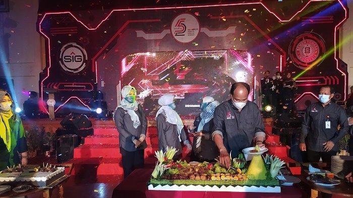 Gelar Anniversary ke-52 Tahun, PT Semen Tonasa Angkat Tema Berakhlak Menuju Kinerja Ekselen