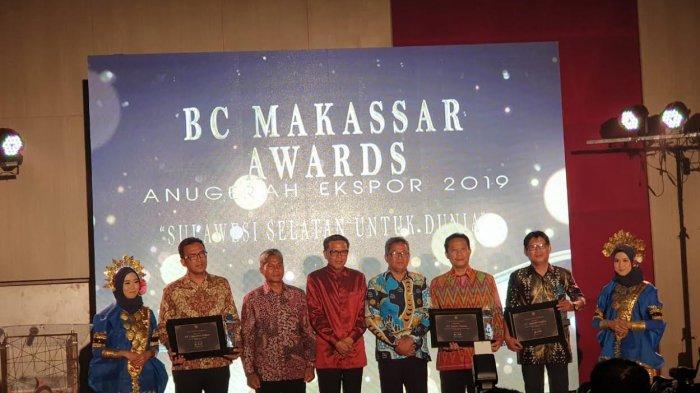 Semen Tonasa Raih Dua Penghargaan Bea Cukai Makassar Award Anugerah Ekspor 2019