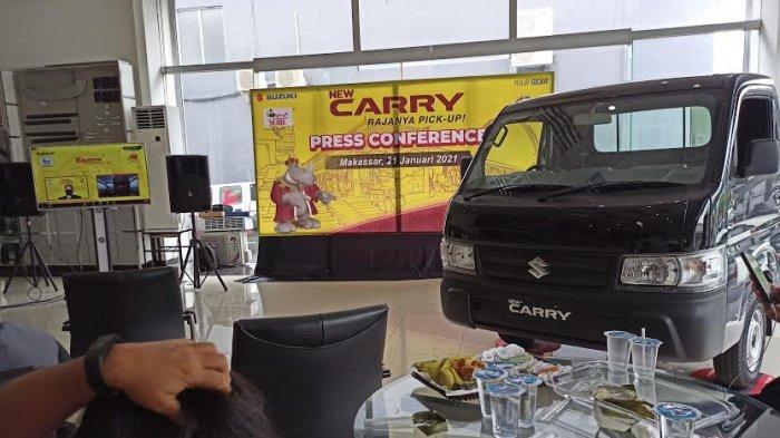 New Suzuki Carry Remi Diluncurkan, Lebih Kokoh dan Muat Banyak, DP Rp9 Juta Sudah Bisa Bawa Pulang