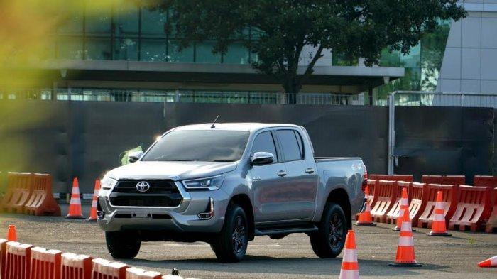 Toyota Hadirkan New Hilux, Ini Keunngulannya