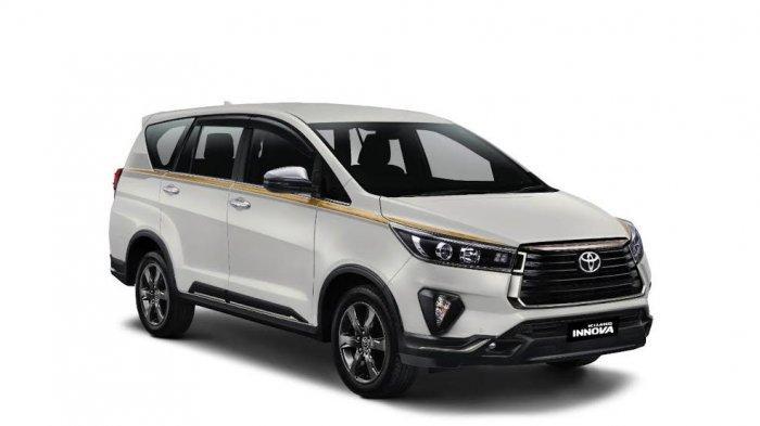Toyota Luncurkan Innova Limited Edition, Produksi Terbatas Hanya 50 Unit, Intip Keunggulannya