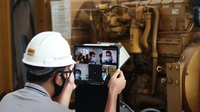 PT Trakindo Utama Peduli Masa Depan Pendidikan Teknologi di Tengah Pandemi
