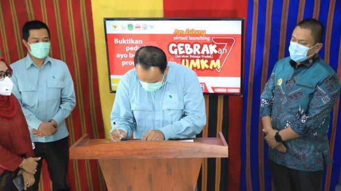 PT Vale Indonesia Kerjasama dengan Asosiasi UKM Mutiara Timur Sulsel