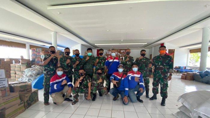 Pertamina Trans Kontinental Makassar Salurkan Bantuan Gempa Sulbar, Diterima Plt Bupati Majene - ptk-makassar.jpg