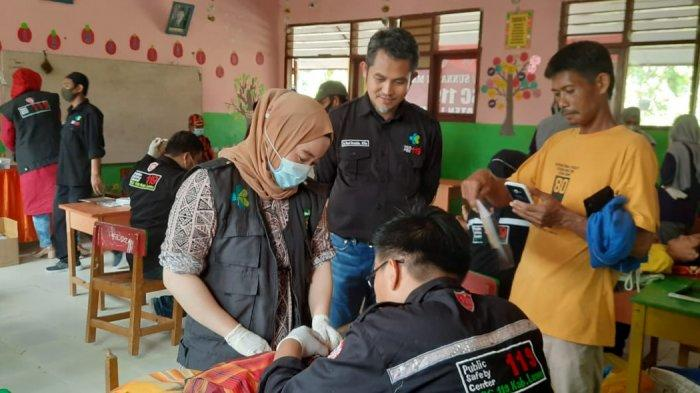 PSC 119 Luwu Sunatan Massal di Kecamatan Suli Barat