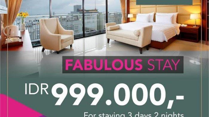 Promo Januari, Nginap di Hotel Santika Makassar Mulai Rp 999 Ribu per Dua Malam