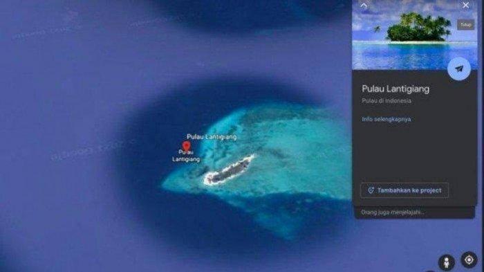Polisi Tetapkan Satu Tersangka Kasus Dugaan Penjualan Pulau Lantingiang Selayar