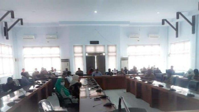 Pengusaha Elekton Geruduk DPRD Luwu, Minta Pesta Pernikahan Diperbolehkan
