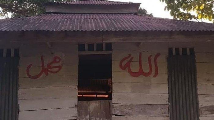 Komunitas RX King Pencinta Masjid Makassar Bangun Masjid Bonto Somba Tompobulu, Butuh Bantuan