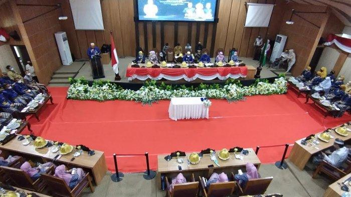 Puncak Perayaan HUT ke-62, Pemkab Maros Luncurkan Perpustakaan Digital SMPN 6 Moncongloe