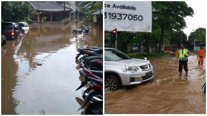 Banjir Jakarta, Kabar Buruk Hasnaeni Moein atau Wanita Emas hingga Salahkan Anies Baswedan