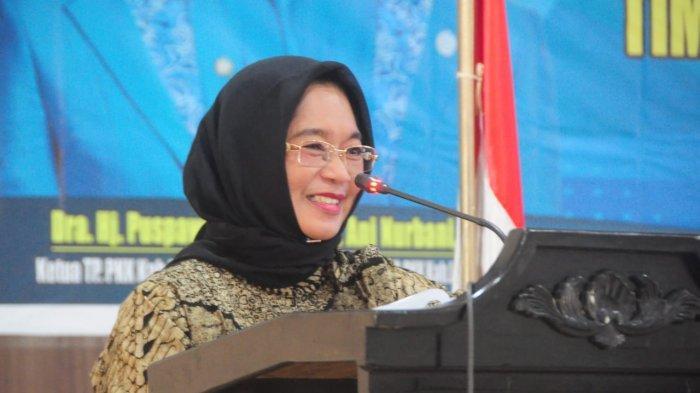 Suaminya Meninggal, Puspawati Husler Siap Jadi Wakil Bupati Luwu Timur