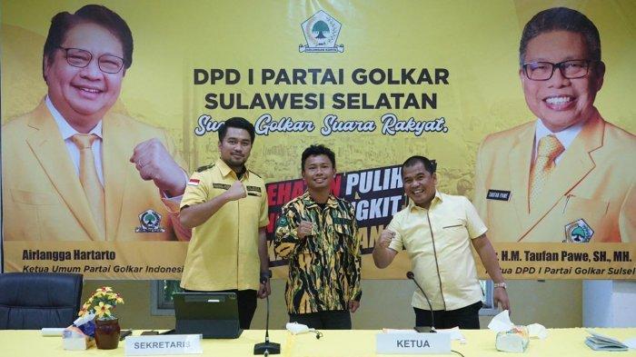PD AMPG Sulsel Rekomendasikan Putra Bupati Pimpim AMPG Toraja Utara