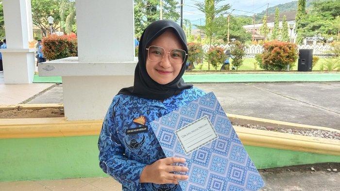 Profil Cita Suci Auliah Abdullah, Putri Kepala BPBD Enrekang yang Lulus CPNS
