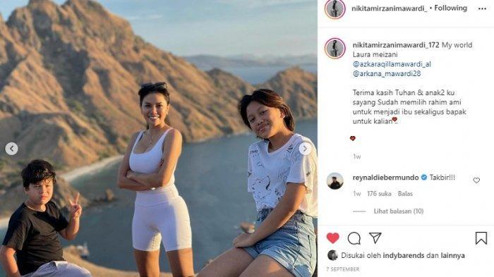 Nikita Mirzani Buat Aturan Umur Berapa Putri Pertamanya Loli Boleh Pacaran,Kuliah Saja Harus Disini