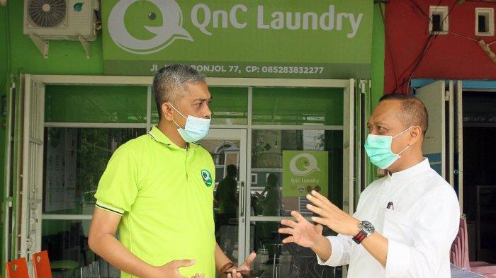 Hadir di Palopo QnC Laundry Tawarkan Aneka Promo