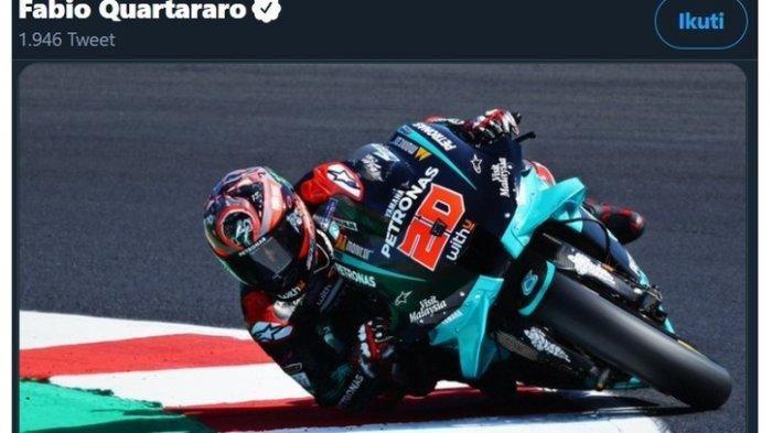 Hasil MotoGP Assen 2021 & Update Klasemen Sementara MotoGP Setelah Quartararo Kembali Menang