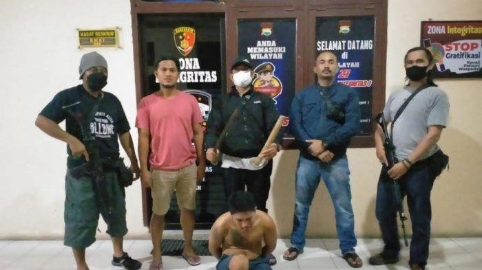 Setahun Buron, Pelaku Pemarangan di Kappuna Luwu Utara Ditangkap