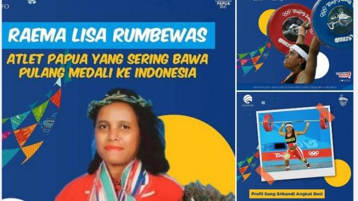 Masih Ingat Lisa Rumbewas? Lifter Indonesia Raih 2 Perak dan 1 Perunggu di Olimpiade, Kondisi Kini
