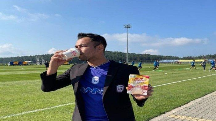 Cilegon United Dibantai, Raffi Ahmad: Kami Kalah karena Kekurangan Pemain