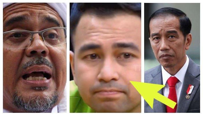 Raffi Ahmad dalam Masalah Usai Divaksin Bareng Jokowi, Disamakan Rizieq Shihab, Kata Rocky Gerung