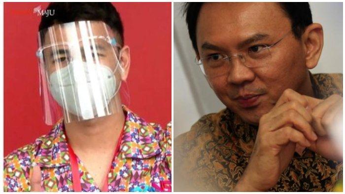 Raffi Ahmad Suami Nagita Slavina Akhirnya Minta Maaf ke Jokowi, Kelakuan Tak Patut Ahok Disorot