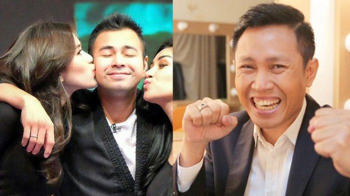 Heboh Pengakuan Raden Ambar, Eko Patrio Saksi Nikah Siri Ayu Ting Ting-Raffi Ahmad