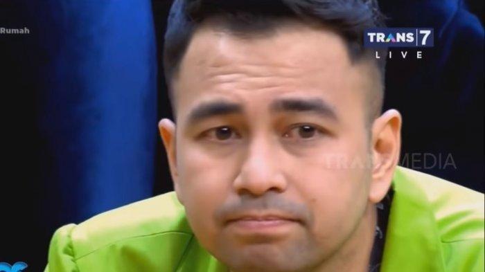 Masa Lalu Raffi Ahmad Dikulik, Dulu Naksir Aktris Senior Kini Menjabat Jadi Anggota DPR RI,Dicuekin?