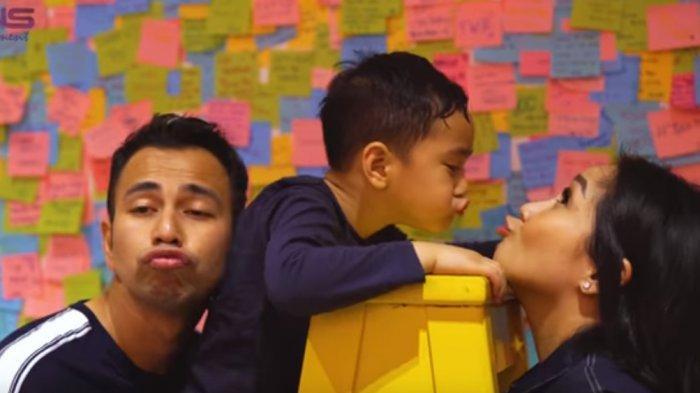 Lagu Cinta Mama Papa dari Rafathar Trending di YouTube, Ini Liriknya, dan Video