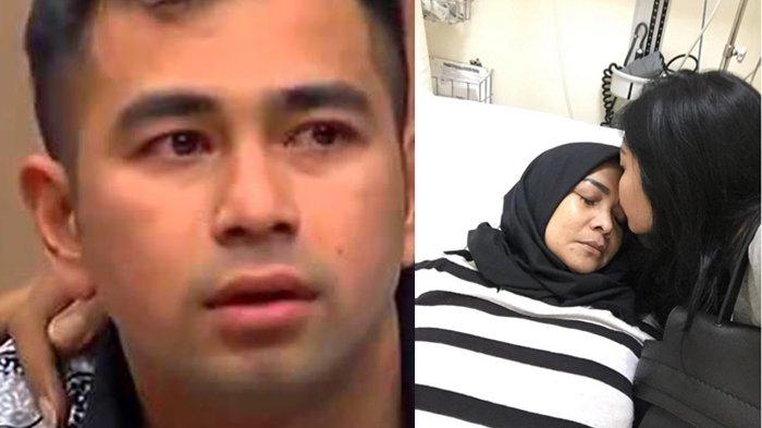 Raffi Ahmad Telepon Caca Tengker dan Temui Mama Rieta