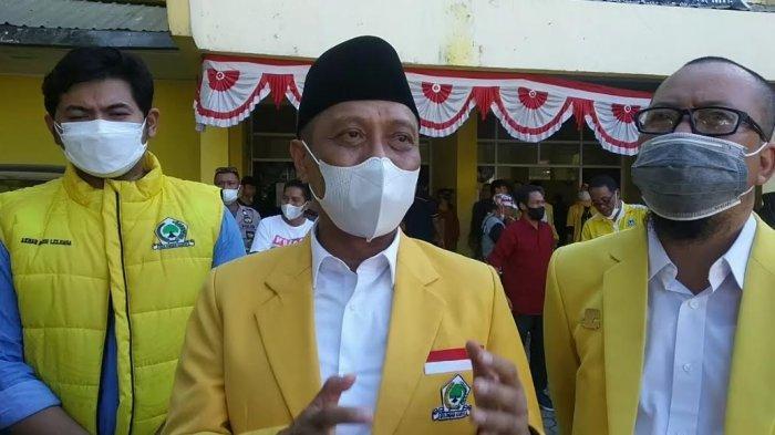 Terpilih Pimpin Golkar, Rahmat Masri Bandaso Siap Maju di Pilwali Palopo