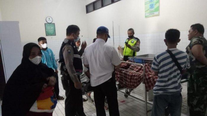 BREAKING NEWS: Bocah 7 Tahun Tewas Tertabrak Mobil di Jl Bulogading Makassar