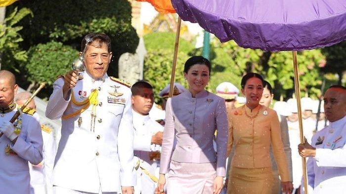 20 Selir Raja Thailand Bukan Hanya Pemuas Nafsu Tapi Juga Miliki Pangkat Laiknya Anggota Militer