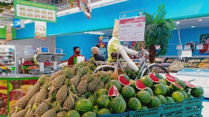 Buruan Serbu, Produk Segar Turun Harga di Lotte Mart Hingga Besok